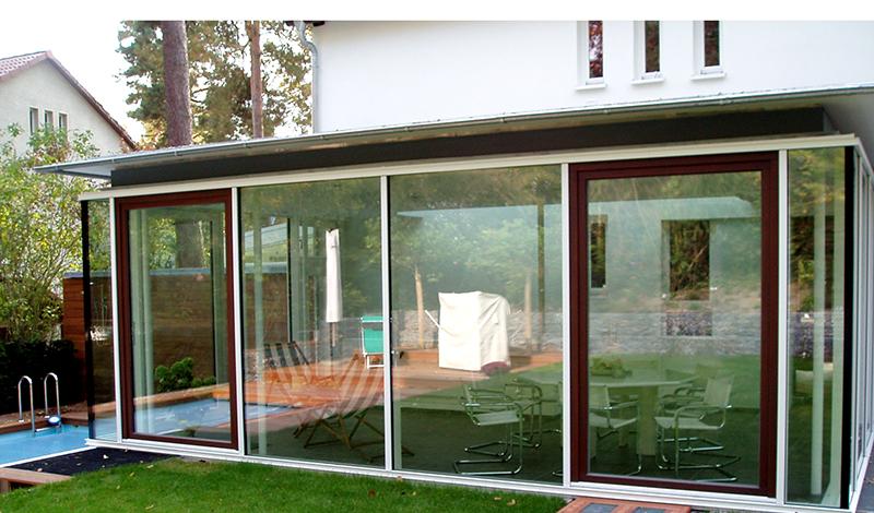 referenzen wintergarten lauben und d cher. Black Bedroom Furniture Sets. Home Design Ideas